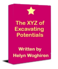 The XYZ of Excavating Potentials